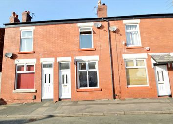 Thumbnail 2 bed terraced house for sale in Shaw Road South, Shaw Heath, Stockport, Cheshire