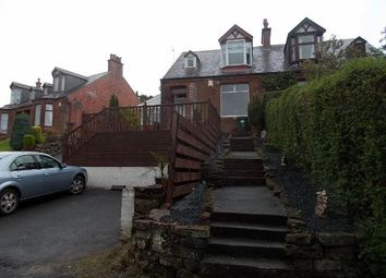 Thumbnail 4 bed semi-detached house for sale in Baldies Brae, Newmilns, East Ayrshire KA16, East Ayrshire,