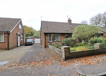 Thumbnail 3 bed semi-detached bungalow for sale in Lowther Road, Prestwich, Manchester