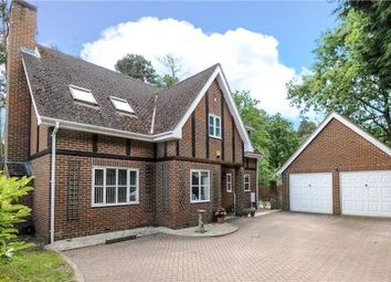 Thumbnail 4 bed detached house for sale in Potbury Close, Winkfield, Windsor