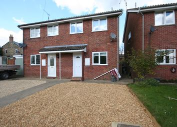 Thumbnail 3 bedroom property to rent in Herrieffs Farm Road, Brackley