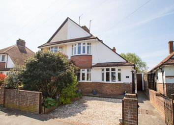 Thumbnail 3 bedroom semi-detached house for sale in Churchdale Road, Eastbourne