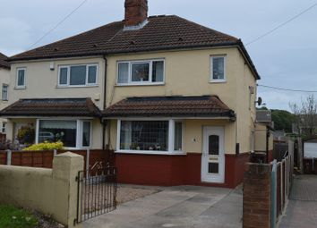 Thumbnail 3 bed semi-detached house for sale in Park Road, Castleford