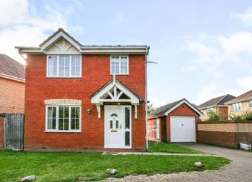 Thumbnail 4 bed detached house for sale in Asquith Drive, Colchester