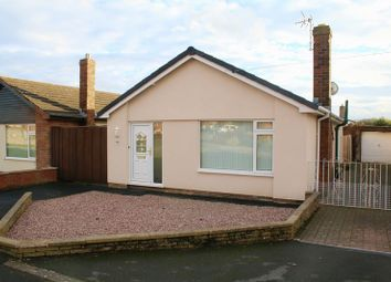 Thumbnail 2 bed detached bungalow to rent in Ashly Court, St. Asaph