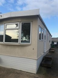 Thumbnail 1 bed mobile/park home to rent in Great North Road, Darrington, Pontefract