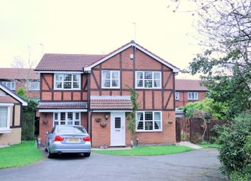 Thumbnail 4 bed detached house to rent in Camellia Close, Heaton, Bolton, Lancs
