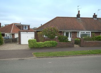 Thumbnail 2 bedroom bungalow for sale in Orchard Close, Thorpe St Andrew, Norwich