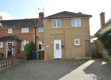 Thumbnail 3 bed end terrace house for sale in Rowden Road, West Ewell, Surrey.