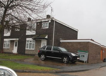 Thumbnail 3 bed end terrace house for sale in Braybrooke, Ghyllgrove, Basildon
