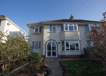 Thumbnail 4 bed semi-detached house for sale in Wembdon Rise, Wembdon, Bridgwater