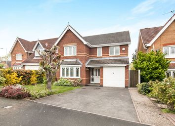 Thumbnail 4 bed detached house for sale in Nethercote Avenue, Baguley, Wythenshawe, Manchester