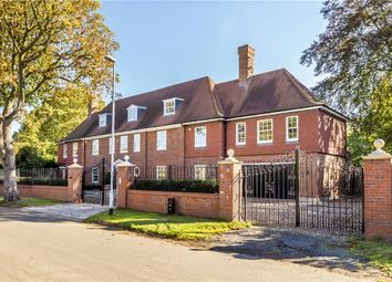 Thumbnail 5 bed detached house to rent in Stoke Road, Coombe, Kingston Upon Thames