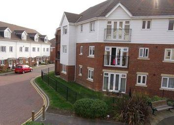 Thumbnail 1 bed flat to rent in Ingram Close, Larkfield, Aylesford
