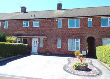 Thumbnail 3 bed terraced house for sale in Park Crescent, Wollaton, Nottingham, Nottinghamshire