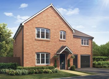 "Thumbnail 4 bed detached house for sale in ""The Compton "" at Hatfield Road, St Albans"