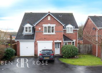 4 bed detached house for sale in Knowles Wood Drive, Chorley PR7
