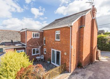 Thumbnail 3 bed detached house for sale in Station Road, Bow, Crediton