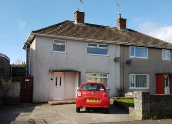 Thumbnail 3 bed semi-detached house for sale in Ffordd Y Mynach, Pyle