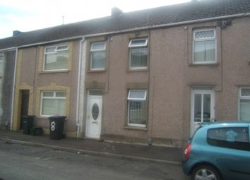 Thumbnail 3 bedroom terraced house to rent in Beaconsfield Street, Cadoxton, Neath