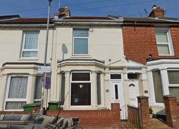 Thumbnail 3 bed terraced house for sale in Knox Road, Portsmouth