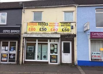 Thumbnail Commercial property for sale in 29/29A High Street, Gorseinon, Swansea