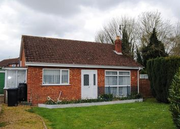 Thumbnail 2 bed bungalow for sale in Terrington St. Clement, Kings Lynn, Norfolk