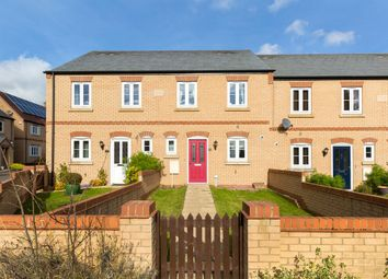 Thumbnail 2 bed terraced house for sale in Glebe Close, Bluntisham, Huntingdon