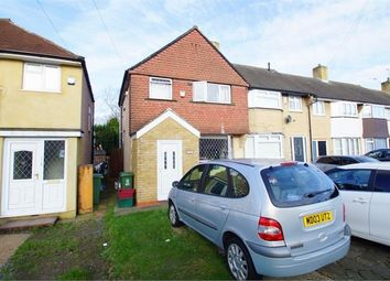 Thumbnail 4 bed end terrace house for sale in Norfolk Crescent, Sidcup