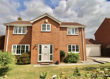 Thumbnail 4 bed detached house for sale in Westcroft Lane, Hambleton