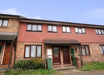 Thumbnail 3 bed terraced house to rent in Vellum Drive, Carshalton