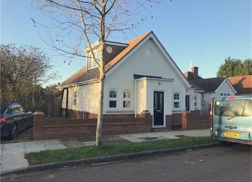 Thumbnail 3 bed semi-detached bungalow for sale in Conway Road, Whitton, Hounslow, Middlesex