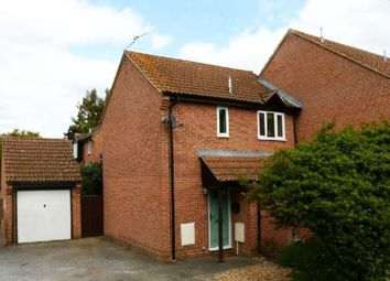 Thumbnail 2 bed end terrace house for sale in Cropper Close, Thatcham