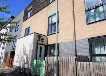 Thumbnail 3 bed town house for sale in Cooke Place, Salford