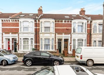 Thumbnail 4 bedroom terraced house for sale in Liss Road, Southsea