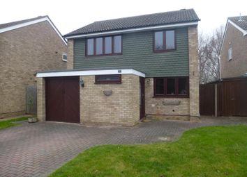 Thumbnail 4 bedroom detached house to rent in Manor Drive, Fenstanton, Huntingdon