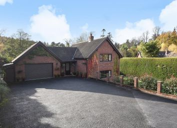 Thumbnail 3 bed detached house for sale in Irfon Close, Builth Wells