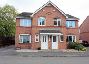 Thumbnail 3 bed semi-detached house for sale in Victoria Lane, Manchester