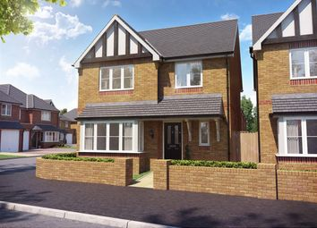 Thumbnail 4 bed detached house for sale in The Birch, Rickerscote Road, Stafford