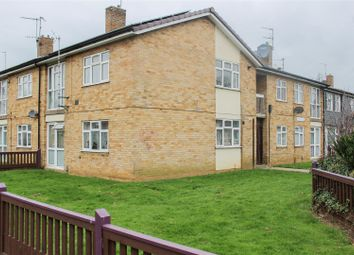 Thumbnail 1 bedroom flat for sale in Naseby Close, Westwood, Peterborough