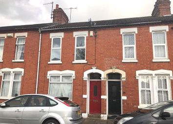 Thumbnail 2 bed terraced house to rent in Stanley Road, Northampton