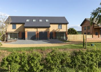 Thumbnail 4 bed semi-detached house for sale in Plot 3, The Old Station, Castle Ashby