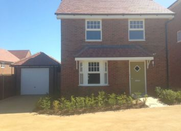 Thumbnail 4 bedroom detached house to rent in Walker Close, Castle Hill, Ebbsfleet Valley