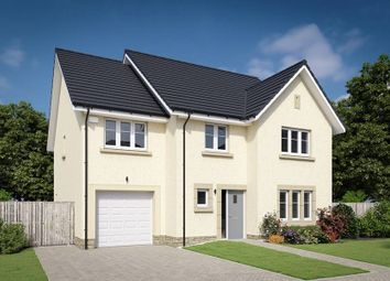 """Thumbnail 4 bed detached house for sale in """"The Darroch"""" at Willow Park Drive, Penicuik"""