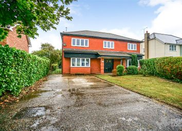 Thumbnail 4 bed country house for sale in Pantile Hill, Southminster, Essex