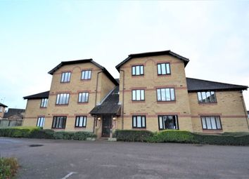Thumbnail 1 bed flat to rent in Hirondelle Close, Duston, Northampton