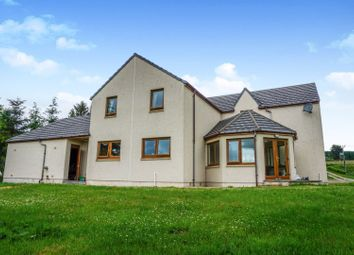 Thumbnail 4 bed detached house for sale in Orton, Fochabers