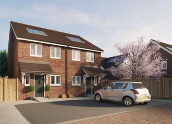 Thumbnail 2 bed semi-detached house for sale in Reigate Road, Horley