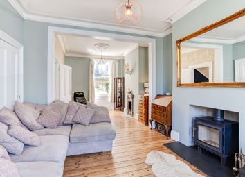 Thumbnail 4 bed terraced house to rent in Warleigh Road, Preston Circus, Brighton