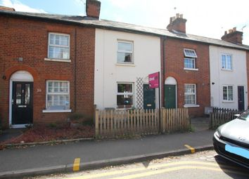 Thumbnail 2 bed terraced house for sale in Langborough Road, Wokingham
